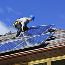 Install solar panels and earn money from your roof