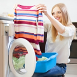 Saving money on washing and drying